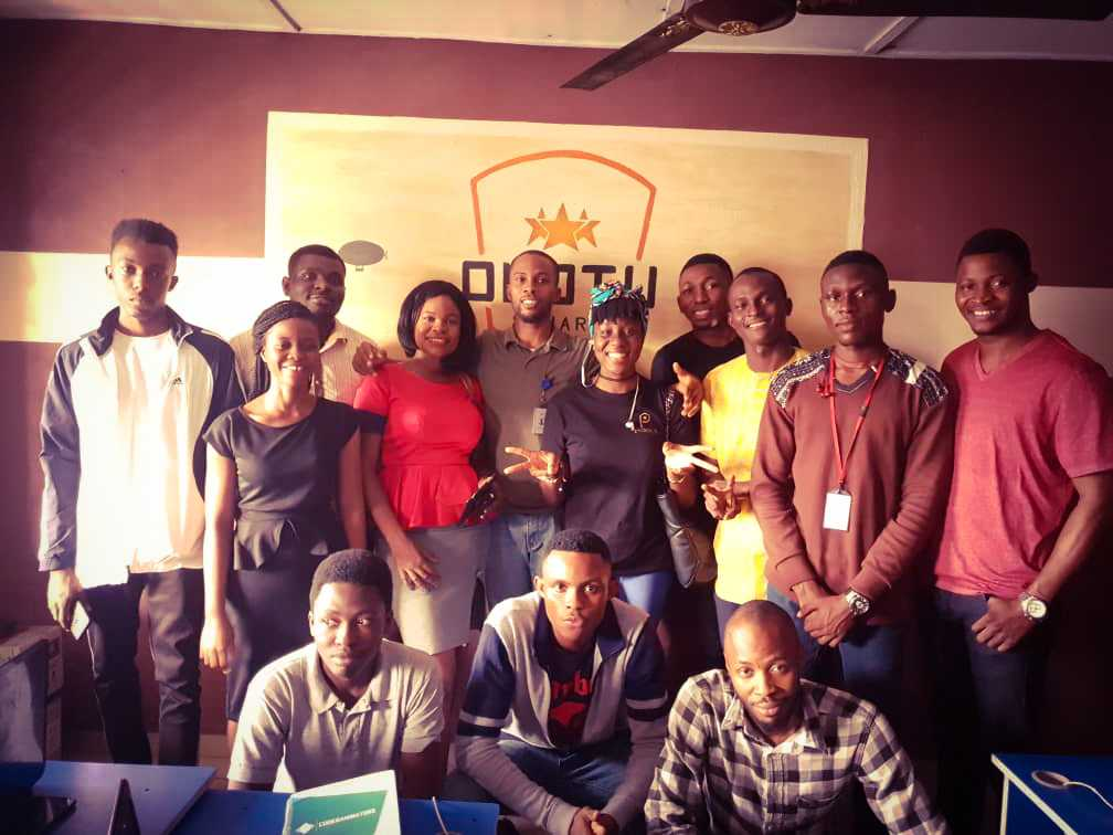 Startup Port Harcourt Team 2019 Came Calling
