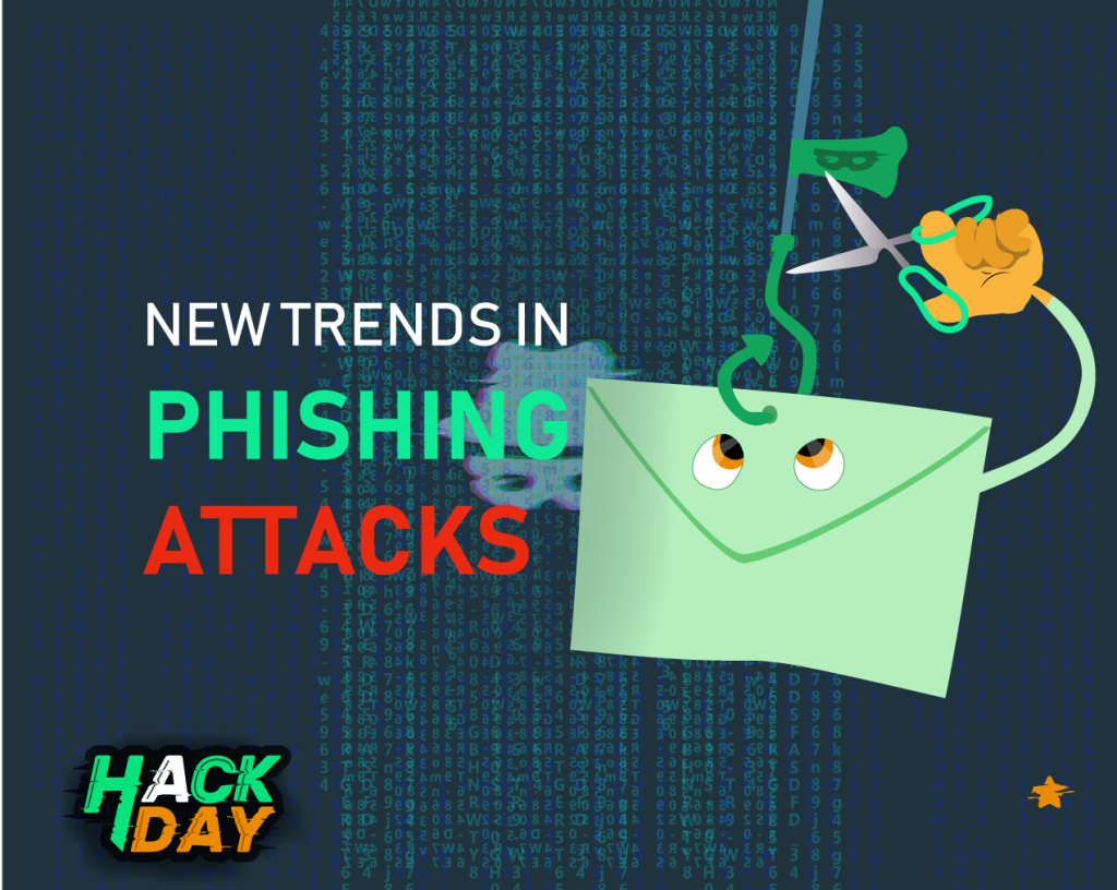 New Trends in Phishing Attacks