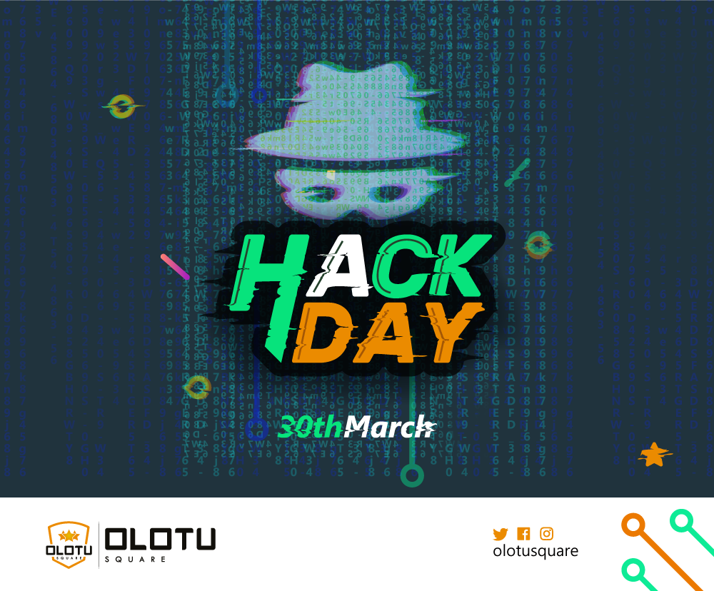 HACK DAY by Olotusquare