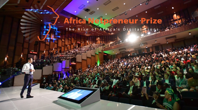 Official Channel Partners of the Africa Netpreneur Prize