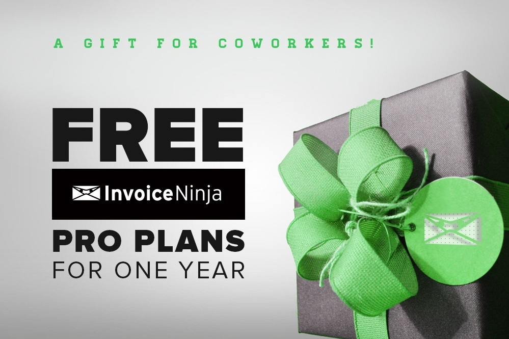 Free Pro Plans for Olotu Square Hub Members Courtesy Invoice Ninja